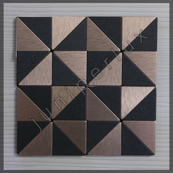 موزاییک آلومینیومی مثلثی با کد 70401045