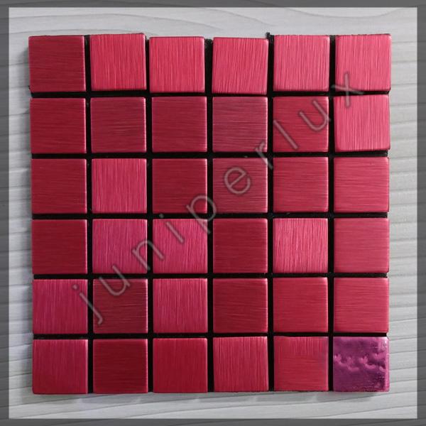 موزاییک آلومینیومی ریز صورتی با کد 70401048