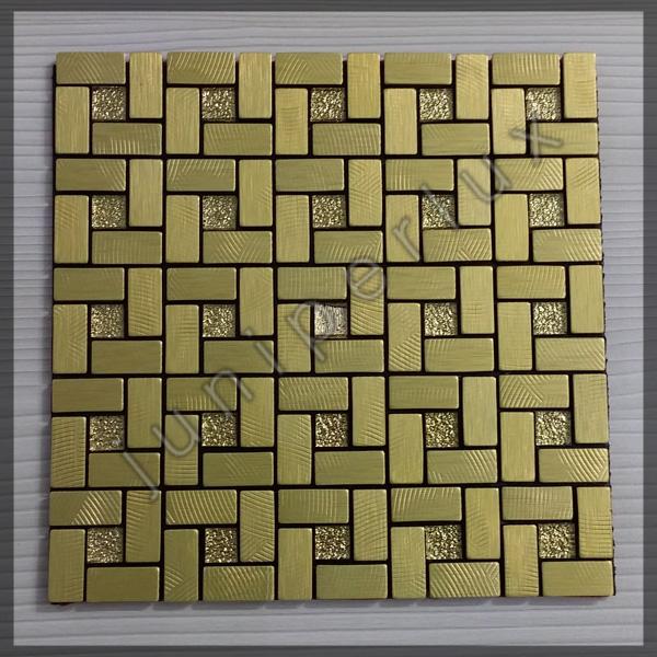 موزاییک آلومینیومی شبکه ای کریستالی با کد 70401050