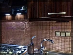 نمونه ای از بین کابینت آشپزخانه 7000505