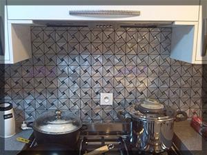 نمونه ای از بین کابینت آشپزخانه 7000510