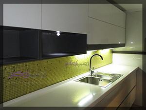 نمونه ای از بین کابینت آشپزخانه 7000532