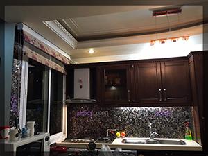 نمونه ای از بین کابینت آشپزخانه 7000538