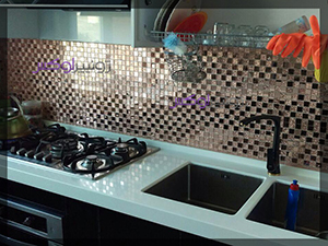 نمونه ای از بین کابینت آشپزخانه 7000540