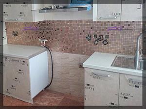 نمونه ای از بین کابینت آشپزخانه 7000541