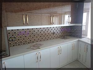 نمونه ای از بین کابینت آشپزخانه 7000545