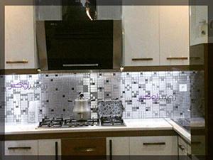 نمونه ای از بین کابینت آشپزخانه 7000546