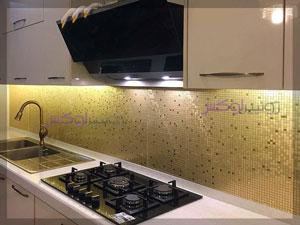 نمونه ای از بین کابینت آشپزخانه 7000548