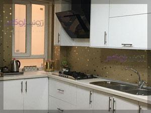 نمونه ای از بین کابینت آشپزخانه 7000551