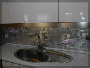 نمونه ای از بین کابینت آشپزخانه 7000553