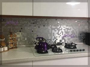 نمونه ای از بین کابینت آشپزخانه 7000555