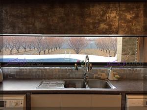 نمونه ای از بین کابینت آشپزخانه 7000560