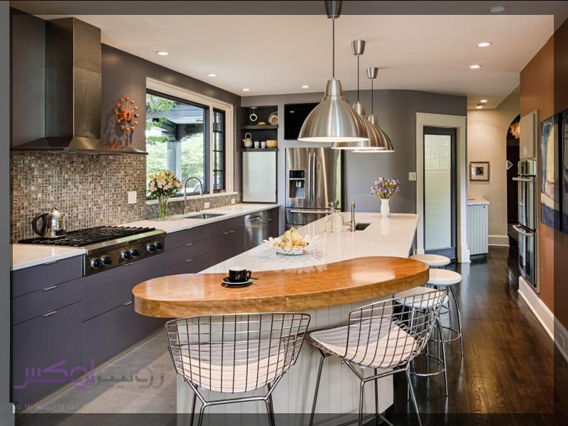 فضای بین کابینت آشپزخانه با کد 700005