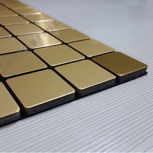موزاییک طلایی متوسط با کد 70401001